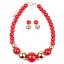 Women-Bohemian-Choker-Chunk-Crystal-Statement-Necklace-Wedding-Jewelry-Set thumbnail 118