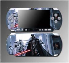 Star Wars Rebels Darth Vader Troopers Video Game Decal Skin Sony PSP Slim 3000