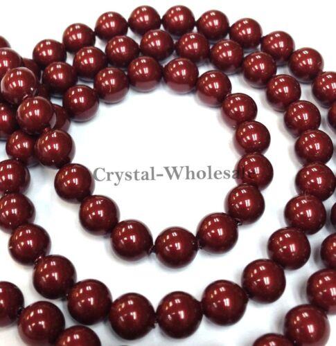 A-L * Pick Couleur 100 SWAROVSKI 5810 5 mm Cristal Perles Perles Rondes
