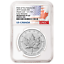2019-Modified-Proof-5-Silver-Canadian-Maple-Leaf-NGC-PF69UC-ER-Flags-Label-Prid miniature 1