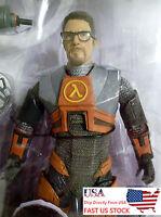 U.s.a. Neca Half-life 2 Videogame Dr Gordon Freeman Gravity Weapon Model Figure