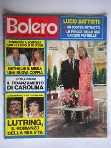 Bolero-1583-Delon-Fracci-Presley-Newman-Redford-Podesta-Battisti-Lewis-Garbo
