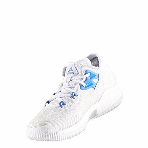 Adidas Crazylight Boost Low 2016 Shoes - Running White Ftw / Satellite Light