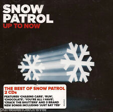 SNOW PATROL - Up To Now: The Best Of Snow Patrol (UK 30 Tk Double CD Album)