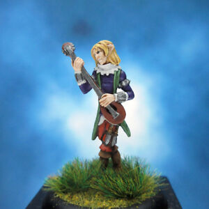 Painted-Reaper-Miniature-Elvin-Minstrel