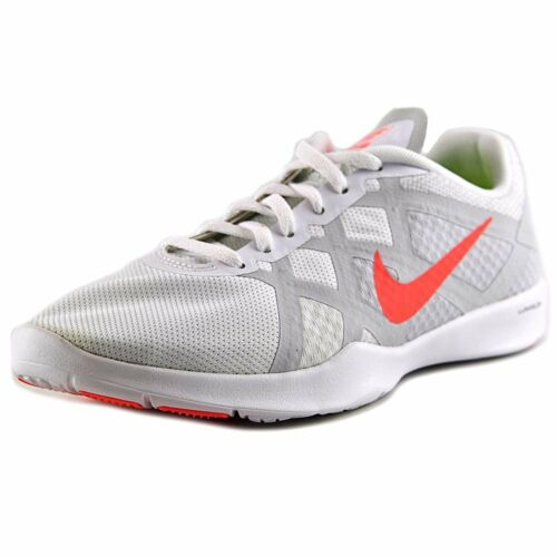 Nike Lunar Lux TR Women US 8 White Cross Training Blemish 16657