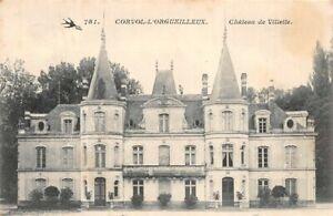 CORVOL-L-039-Proud-Castle-of-Villette