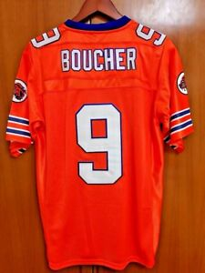 Bobby-Boucher-9-The-Waterboy-Football-Jersey-Adam-Sandler-Orange-All-stitched