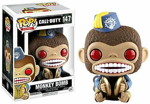 Funko Pop! Games Call of Duty - Monkey Bomb Vinyl Figure #147