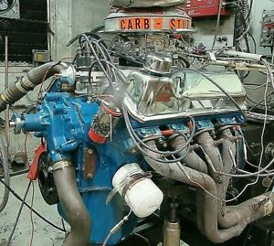 Details about FORD 351 CLEVELAND - 426 HORSE STREET-STRIP CRATE ENGINE /  PRO-BUILT / NEW /WOW!