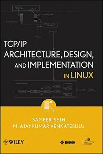 TCP/IP Architecture, Design, and Implementation, Seth, Venkatesulu+=
