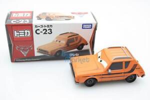 Tomica Takara Tomy Disney Movie CARS 2 Motors C-23 Gremlin Diecast Toy Car