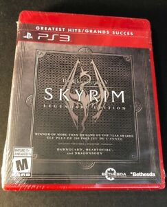 The Elder Scrolls V Skyrim Legendary Edition [ Greatest Hits Print