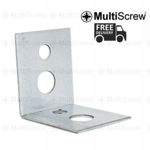 Suspended Ceiling Angle Bracket 25mm x 25mm Galvanised Fixing Bracket General