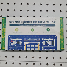 Grove Beginner Kit For Arduino New With Box