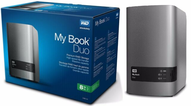 My Book Duo S