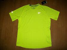 BNWT Nike Miler running shirt with UPF40+, size large, UK FREEPOST!