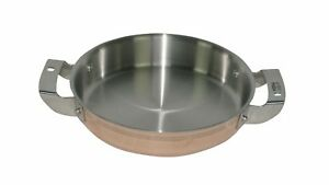 Piazza-Effepi-Cuivre-Casserole-Serie-4-Ply
