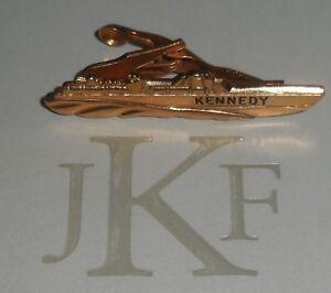Official-Kennedy-JFK-PT-109-Presidential-Gift-Tie-Bar