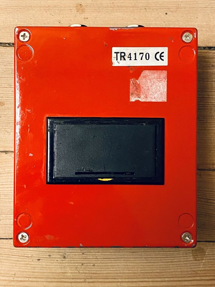 Tremolo, T-Rex Tremster
