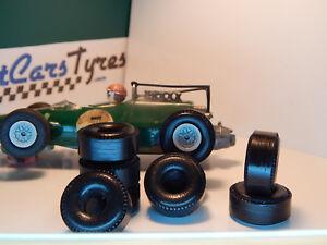 8 pneus URETHANE F1 SCALEXTRIC 8