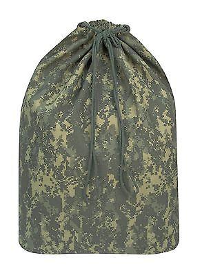 "Rothco Military Cotton Canvas Drawstring GI Style Barracks Laundry Bag 24"" x 32"""