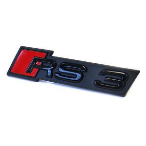 ORIGINAL-AUDI-Schriftzug-Logo-Kuehlergrill-schwarz-glaenzend-RS3-8V5853736B-T94