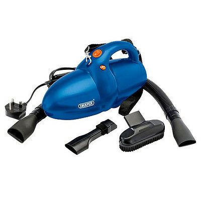 DRAPER 600W HAND HELD PORTABLE VACUUM CLEANER HOOVER CAR HOME WORKSHOP 24392