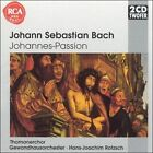 Bach: Johannes-Passion (CD, Jun-1998, 2 Discs, RCA)