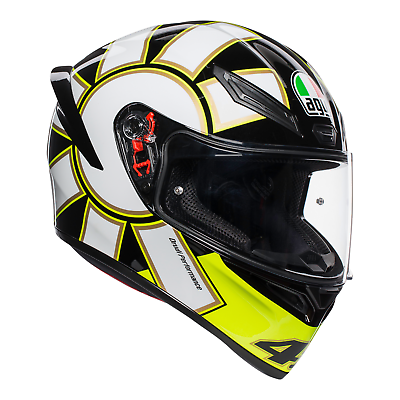 AGV K1 GOTHIC BRAND NEW FREE UK DELIVERY L = 59-60cm