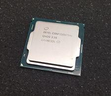 Intel i7 6400t Skylake CPU 2.2 GHz 4-core Hyperthreading LGA 1151 QHQG ES CPU
