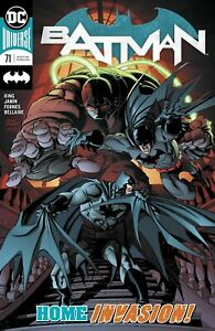 Batman-71-Home-Invasion-DC-Universe-Comic-1st-Print-2019-unread-NM