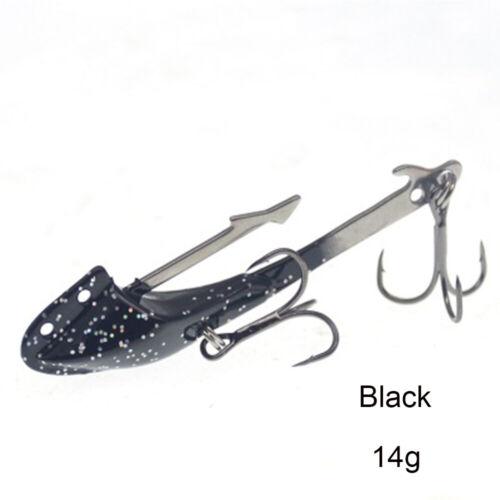 Quality Fishing Lead Jig Head Jig Hooks for Soft Bait Jig Hooks VMC Barbed Hook