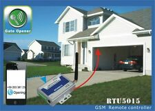 GSM Gate Door Opener Operator With SMS Remote Controller Home Alarm RTU5015