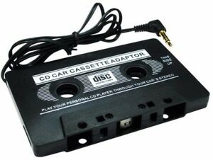 Car-Audio-Cinta-Cassette-A-Jack-Aux-Para-Ipod-Mp3-Iphone-3-5-mm-Conexion-Para-Coche