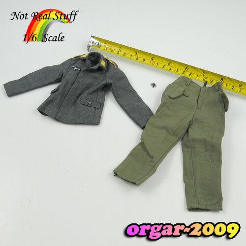 O 1//6 Soldier Story WWII FJ Uniform Set TD89-01