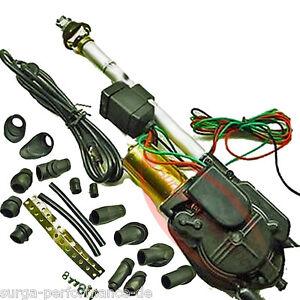 Mercedes-MB-W123-W124-W126-W201-W202-Electric-Antenna-12v-Universal-New-Sealed