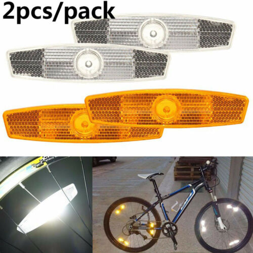 Cycling Bicycle Spoke Reflector Safety Assurance Wheel Reflective Warning Light