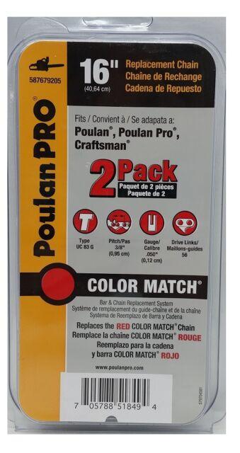 Poulan Pro 16