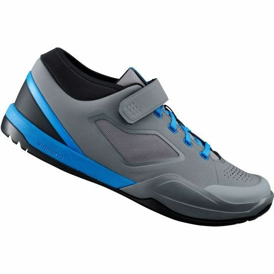 SHIMANO AM7 (AM701) SPD Schuhe, MTB Schuhe, SPD grau/Blau, SIZE UK 9.5 EU 45 ( ) ff4b5c