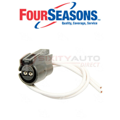 Four Seasons A//C Compressor Cut Out Switch Harness for 2006 GMC Savana 2500 wb
