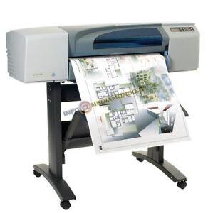 Stampante-Plotter-Professionale-Hp-Designjet-500-Formati-A2-A1-A0-C7770B