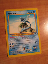 ARTICUNO Pokemon PROMO Card #48 Rare Black Star Set Wizards of the Coast League