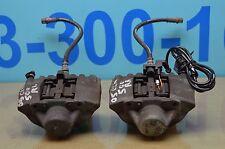 03-09 W209 MERCEDES CLK500 CLK550 REAR BRAKE CALIPERS CALIPER PAIR USED OEM #1