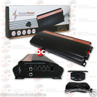 Precision Power Ppi I1000.1 Monoblock 1-channel Car Motorcycle Amplifier