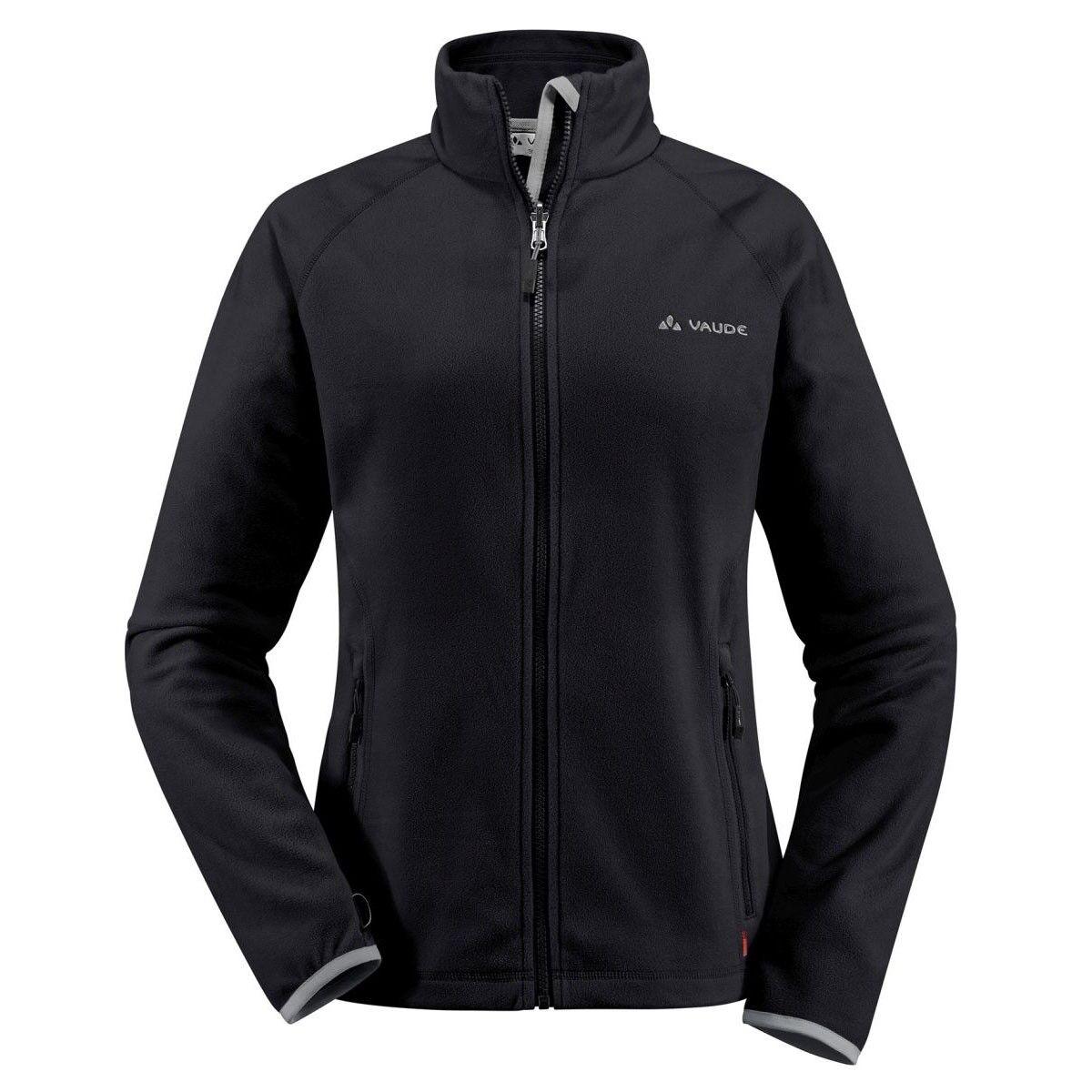 VAUDE Smaland Jacket Damen Damen Damen Fleecejacke schwarz 730210