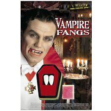 German Trendseller® - Vampirzähne Dracula Eckzähne Halloween Werwolf Zähne