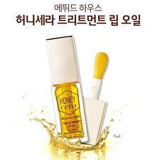 [Etude House] Honeycera Treatmnet Lip Oil 7ml Lip Gloss Balm Scrub Korea-Beauty