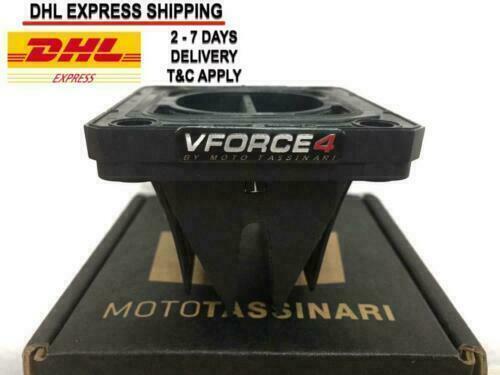1 X Carbon VFORCE 4 Reed Valves - Yamaha RX135 RXZ135 YZ125 DT175 RD350 YFZ350