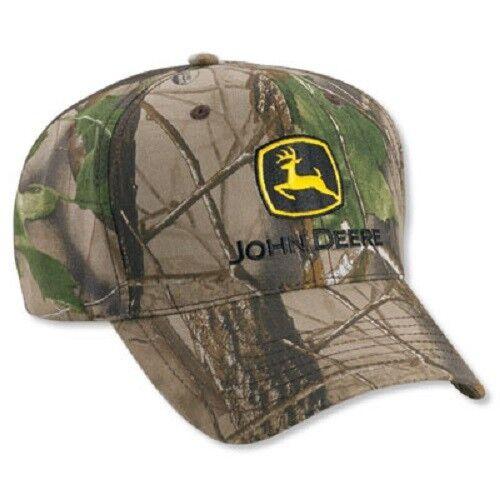 John Realtree Deere Realtree John Hardwoods Green HD Cap-LP52406 0006c6